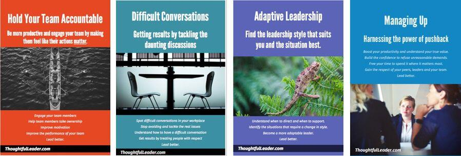 Thoughtful Leader - Leadership Guides