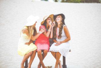 Gossiping people