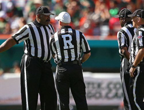 3 leadership communication tips learnt from great referees