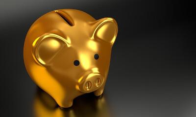 Piggy bank - screw you money