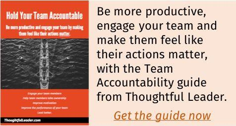 Accountability Guide Ad