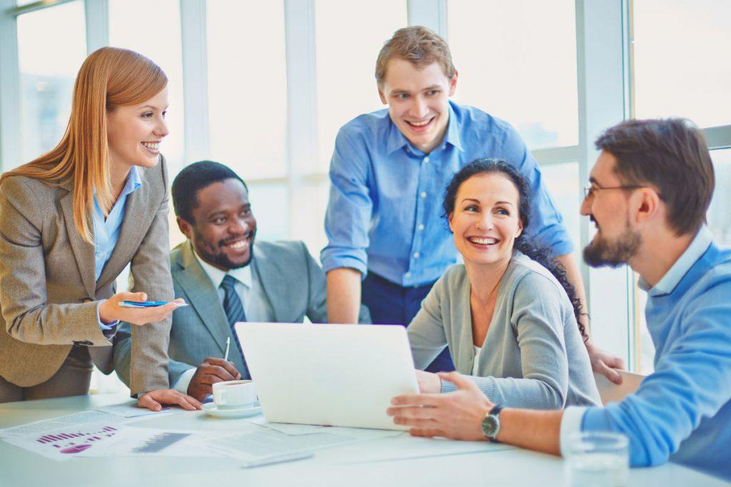 Effective Leadership Course team