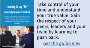 Power of Pushback Leadership Guide