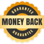 Money Back Guarantee 200x180