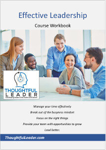 Effective Leadership Course Image