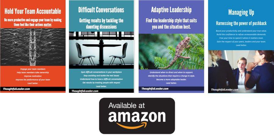 Leadership Guides with Amazon