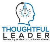 Thoughtful Leader Logo with strapline