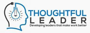 Thoughtful Leader Logo with strapline horizontal (cropped)
