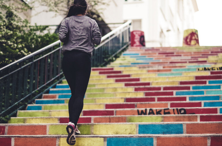 how to make progress - set the pace