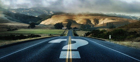 Eliminating uncertainty - road journey
