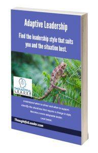 Adaptive Leadership Cover 3D