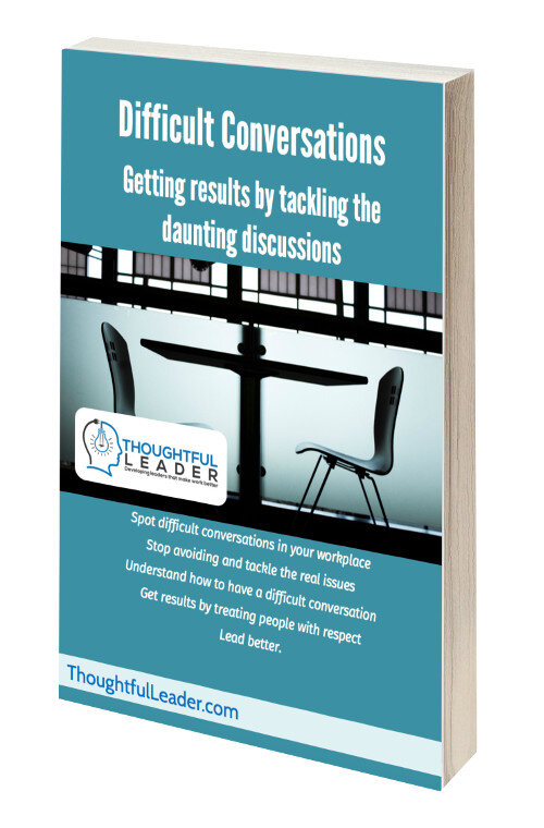 Difficult Conversations Guide 3D Cover