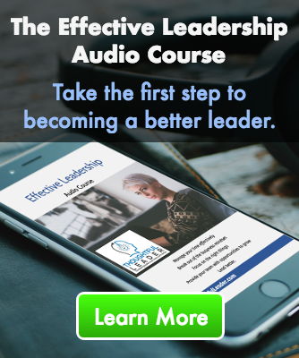 Effective Leadership Audio Course - Sidebar Ad