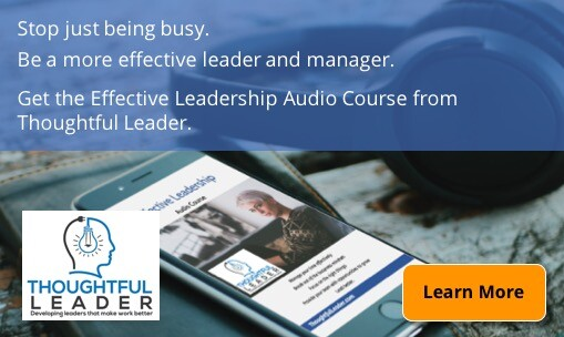 Effective Leadership Course Ad