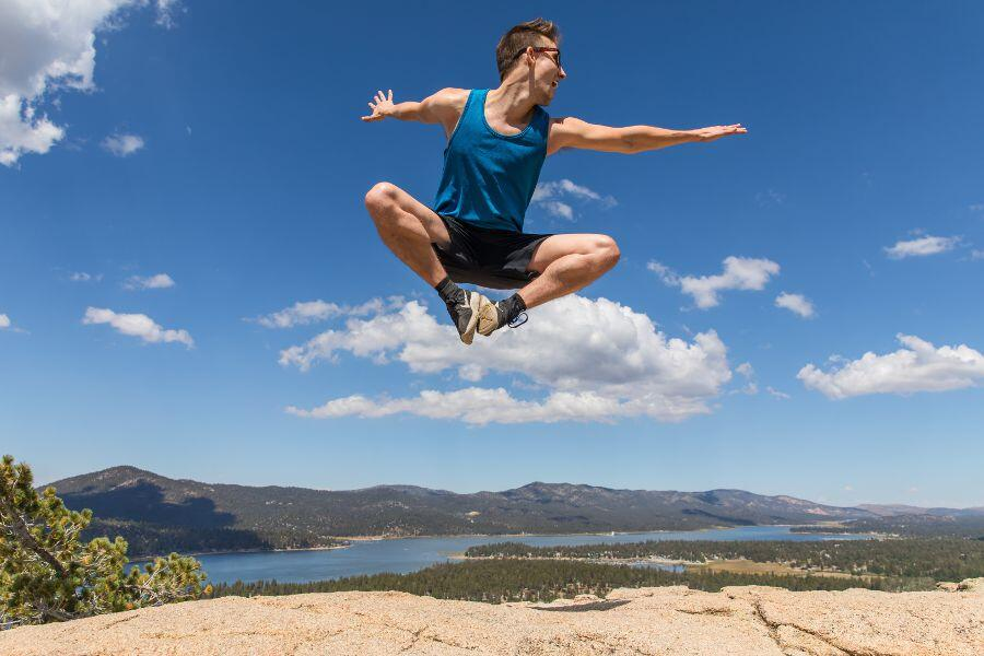 Be More Proactive - Jumping