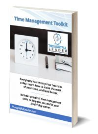 Time Management Toolkit 3D Cover