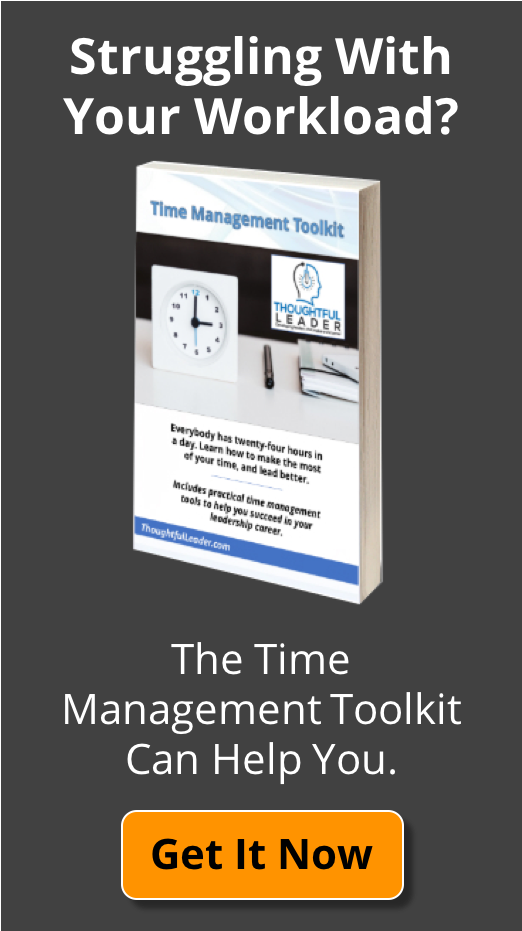 Time Management Toolkit Ad