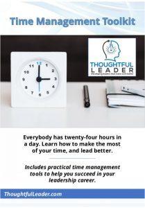 Time Management Toolkit Screenshot