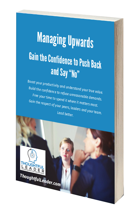 Managing Upwards eBook 3D Cover