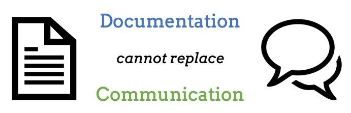 Collaboration in the workplace - documentation communication
