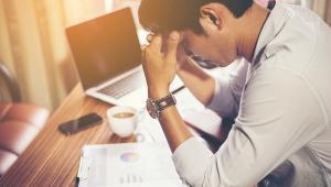Good mental health - stressed