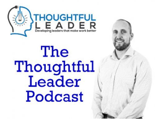 Episode 28 – Why Softly Spoken Leaders Make a Big Impact