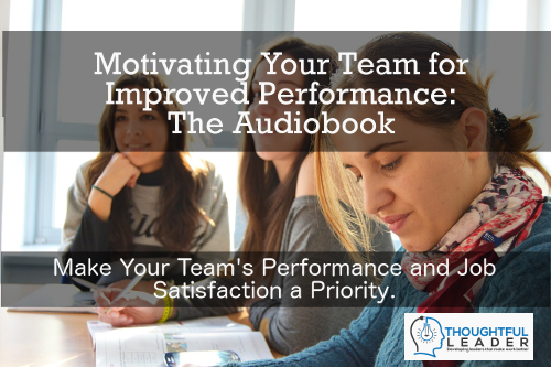 Motivating Your Team Audiobook