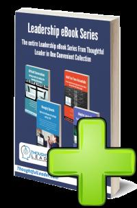 Leadership eBook Series & Coaching 3D Cover
