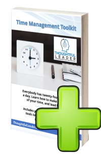 Time Management Toolkit 3D Cover & Coaching