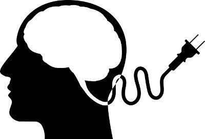 Unplugging the brain