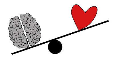 Mindfulness in leadership - brain vs heart