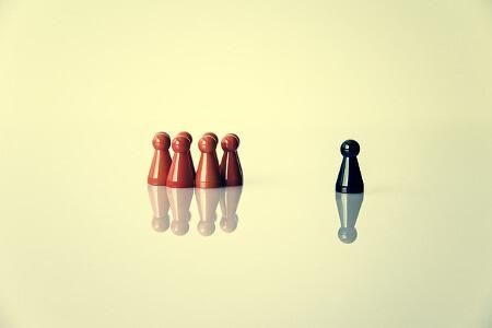 Leader vs Team