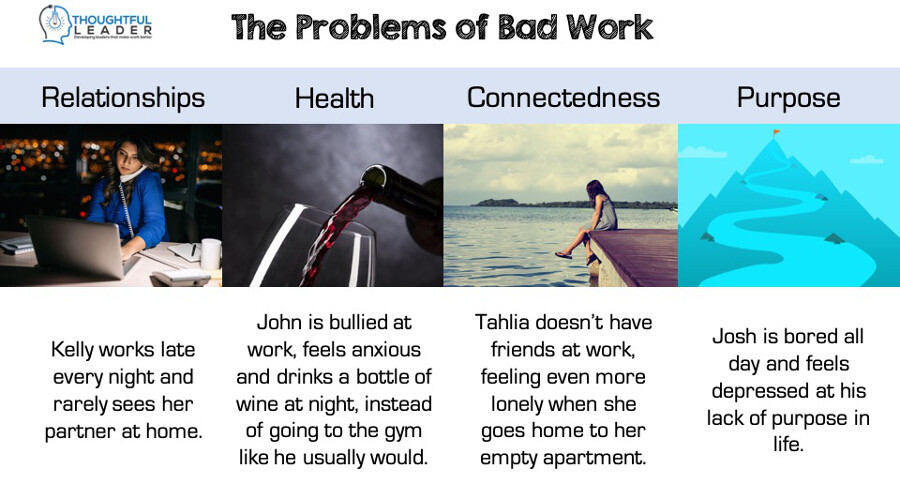 The Problems of Bad Work