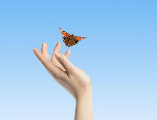 How Letting Go Will Help You Take Control