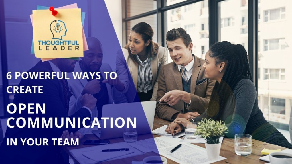 Open Communication - Main 2