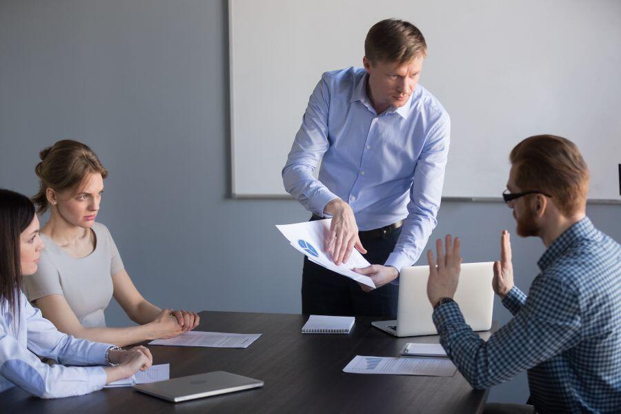 Negative Leadership Behaviour - Main