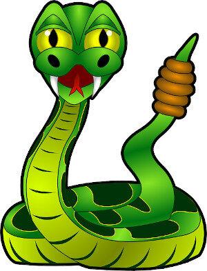 Toxic Snake