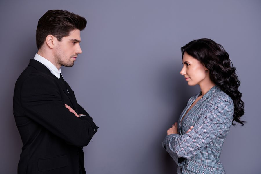 Leadership vs. Management - Main