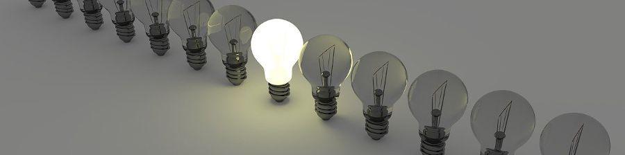 Ask for ideas - light bulbs
