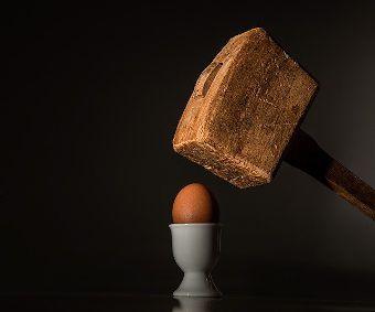 Conflict - hammer egg