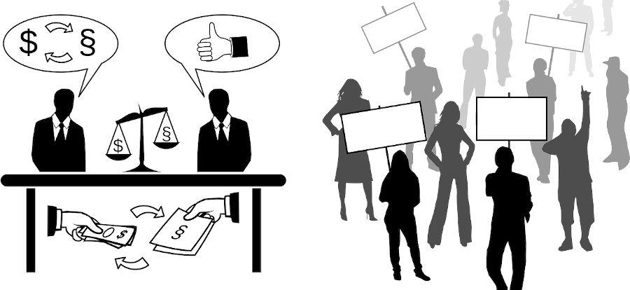Organisational Politics - Leadership Situation