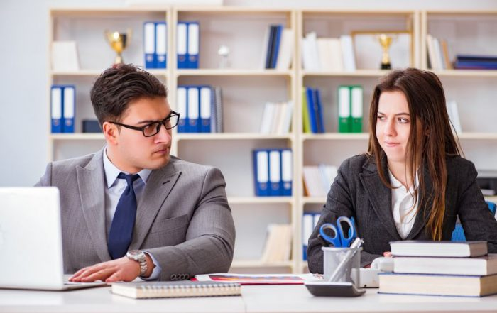 Difficult Work Relationship