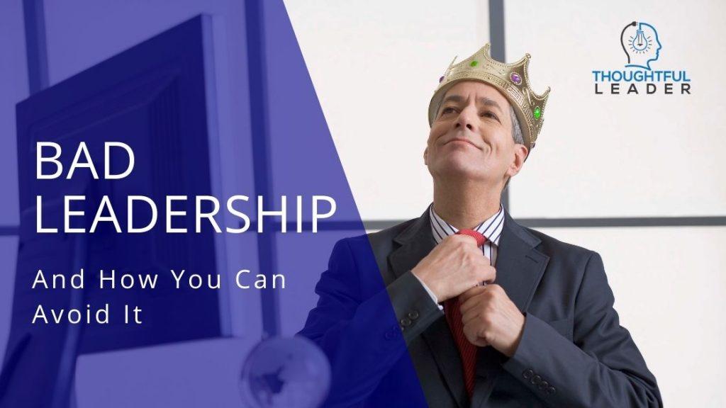 Bad Leadership - Main
