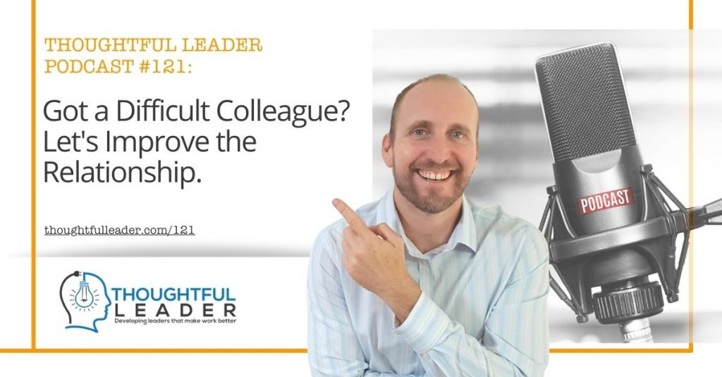 Thoughtful Leader Podcast #121
