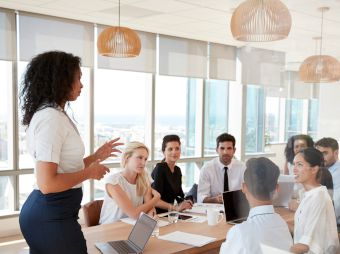 Leadership Coaching - Confident Leader