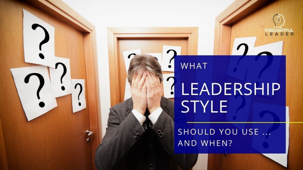 Leadership Style - Main