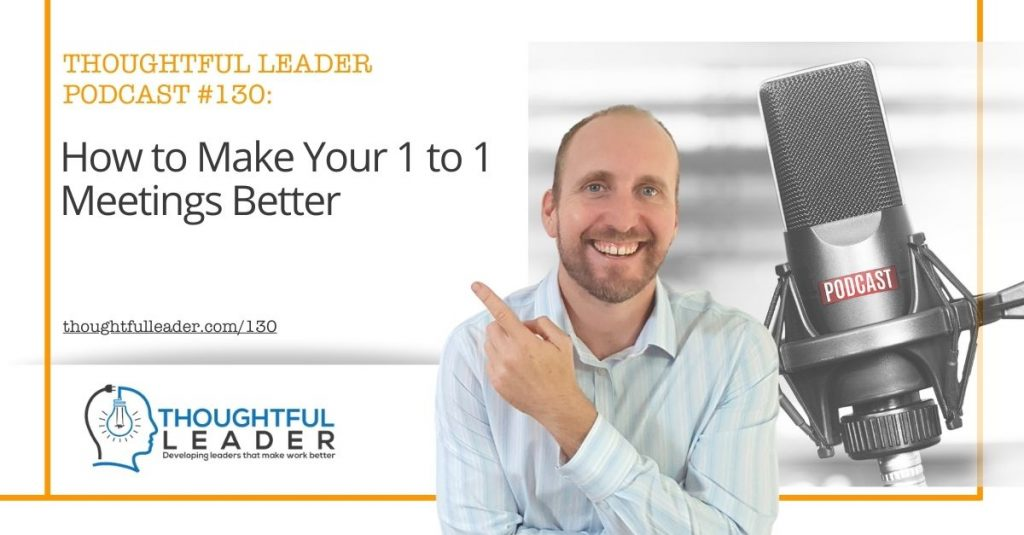 1 to 1 meetings podcast feature image