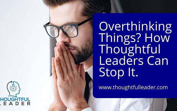 Overthinking Things - Main