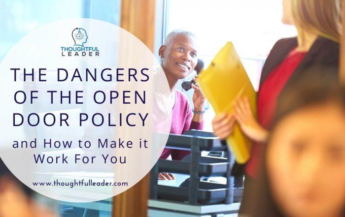 Open Door Policy - Main