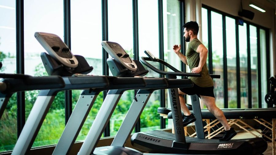 Focusing on the inputs - running in the gym